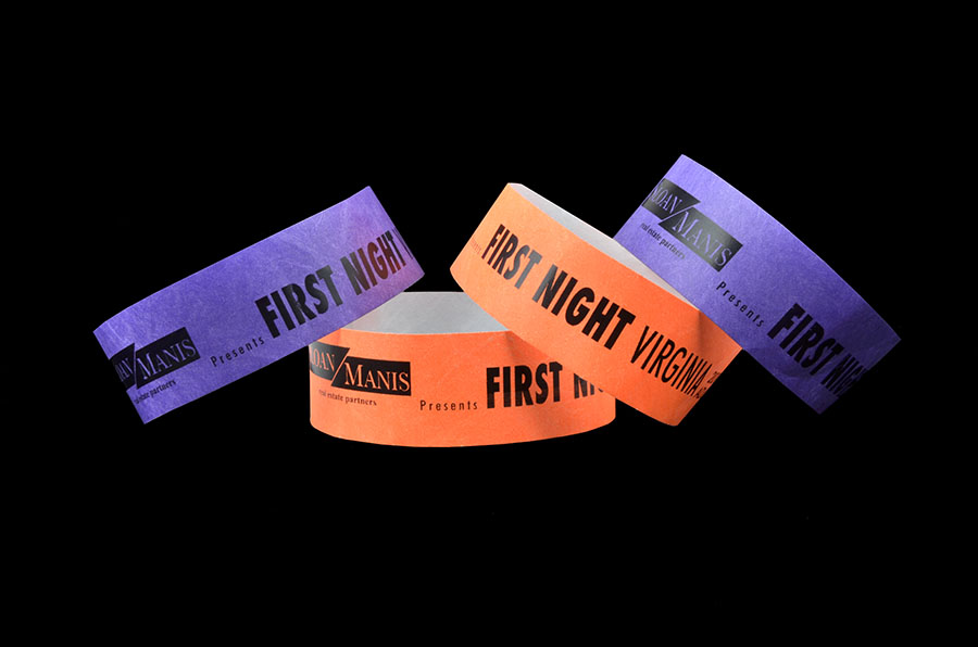 Wrist Bands Family Pack