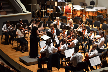 Youth Orchestras of Central Virginia