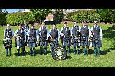 Albemarle Pipes & Drums