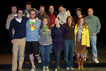 Bent Theatre Improv Comedy
