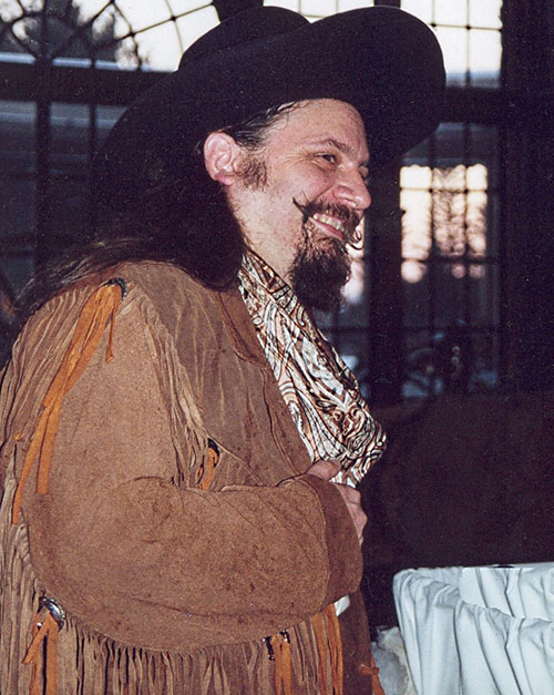 Buffalo Bill's Old West Show