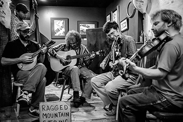 Ragged Mountain String Band